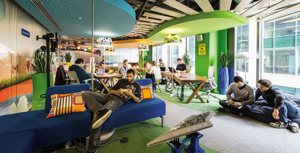 Does Your Office Space Inspire Productivity?