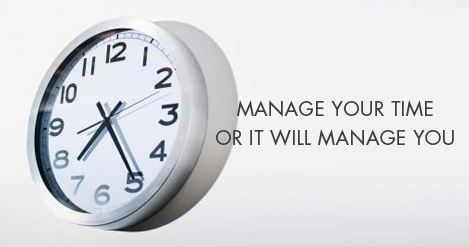 Clock, time management