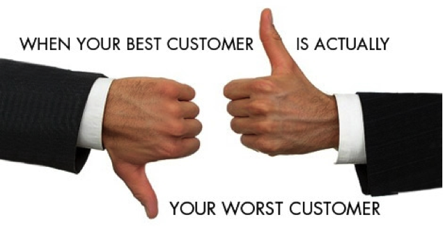 Best Customer or Worst Customer
