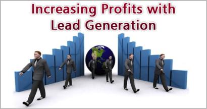 Increase profits - lead generation
